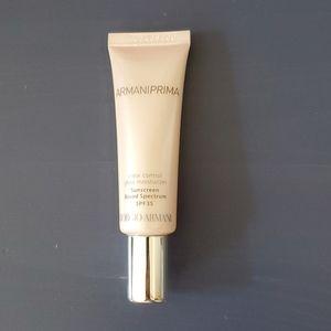 Giorgio Armani Makeup - Armani Prima Color Control Glow Moisturizer